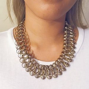 Gold oversized Chain